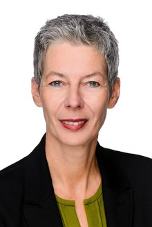 Landesbezirksleiterin Luise Klemens