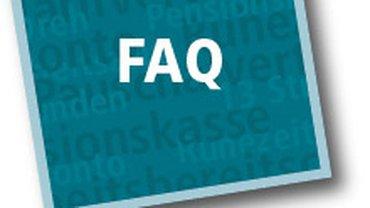 Logo »FAQ«   ver.di FilmUnion