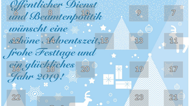 DGB Adventskalender 2018
