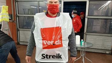 Tarifrunde 2020: Streiks am 26. und 27.10.2020